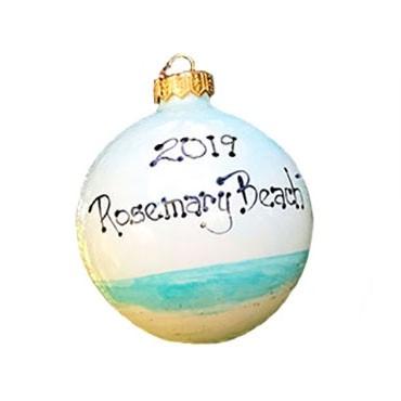 2019 ROSEMARY BEACH® CHRISTMAS ORNAMENT