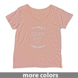 Sprig Scoop-Neck Tee