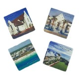 Rosemary Beach® Stone Coaster