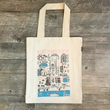 RB Map Talented Tote