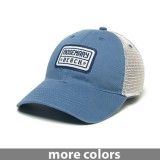 Relaxed Twill Trucker